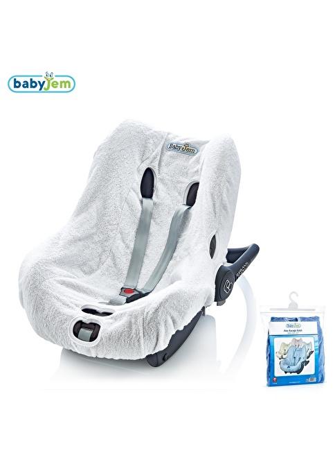 Baby Jem Babyjem Ana Kucağı Kılıfı  Beyaz